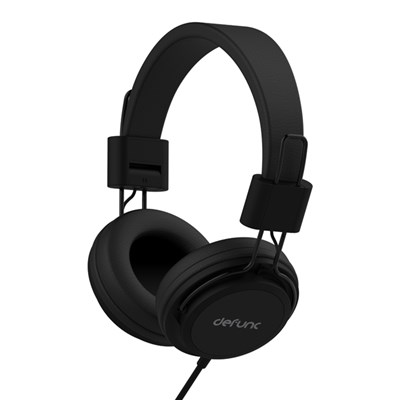 Defunc Basic Headphones with Mic and In-line Remote
