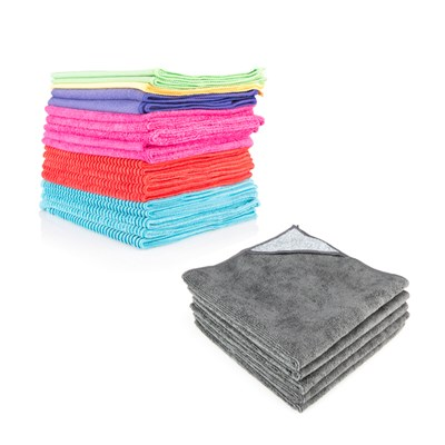 Microfibre Cleaning Cloth Collection inc. Premium Kitchen Cloths (25 Pack)