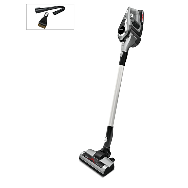 Bosch 18v Unlimited Cordless Stick Vacuum No Colour