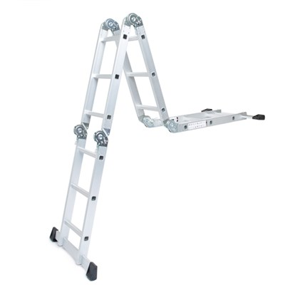 Wolf 11 in 1 Aluminium Ladder