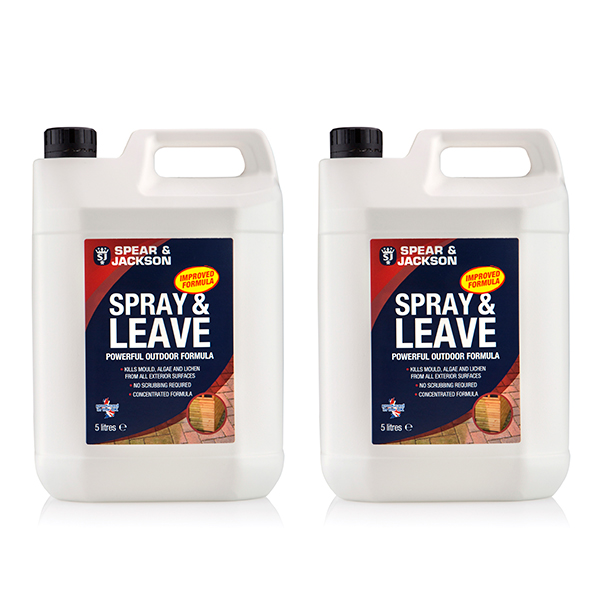 Spear & Jackson Spray & Leave 5L (Twin Pack) No Colour