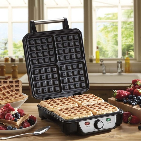 Cooks Professional G0948 Waffle Maker No Colour