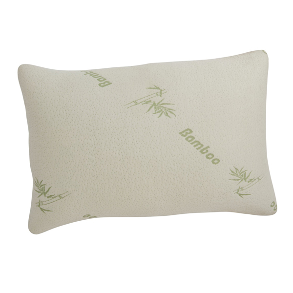 Bamboo Shredded Memory Foam Pillow No Colour