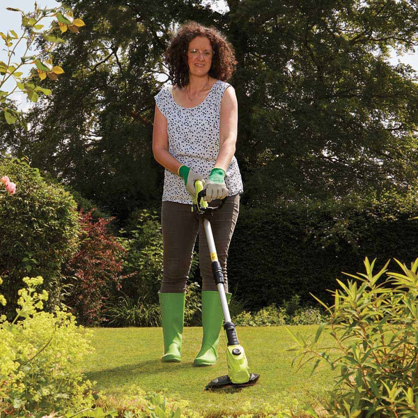 Garden Gear 20V Cordless Lithium-ion Grass Trimmer No Colour