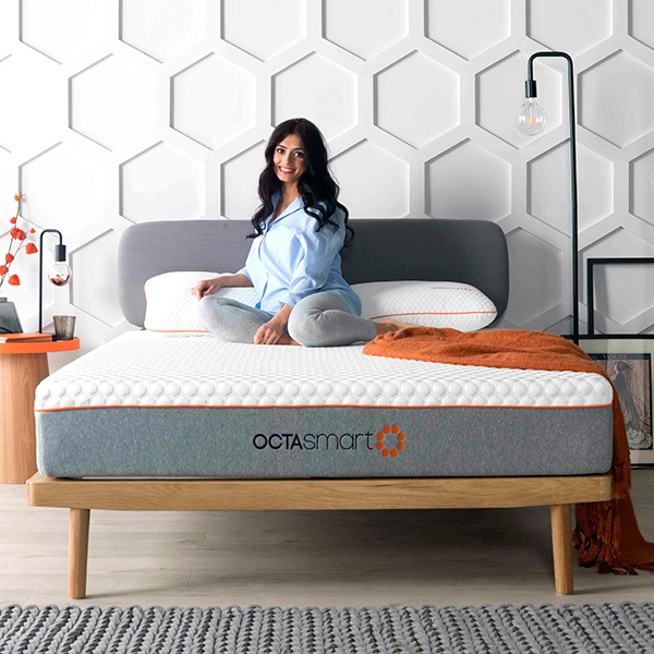 Dormeo Octasmart Classic Mattress (King) No Colour