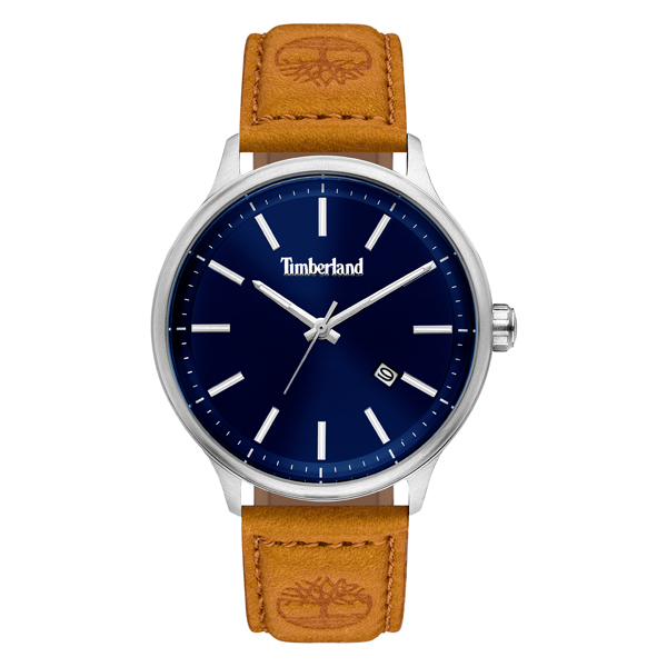 Timberland Gents Allendale Watch With Genuine Leather Strap