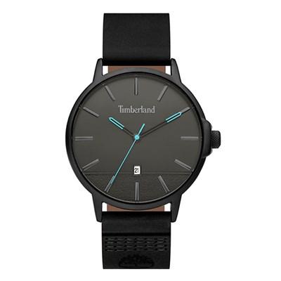 Timberland Gent's Rollinsford Watch with Genuine Leather Strap