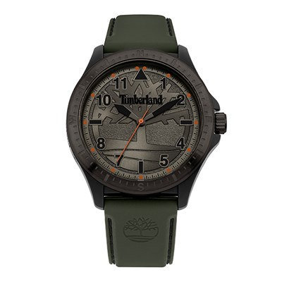 Timberland Gent's Glenburn Watch with Silicone Strap