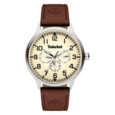Timberland Gent's Blanchard Watch with Genuine Leather Strap