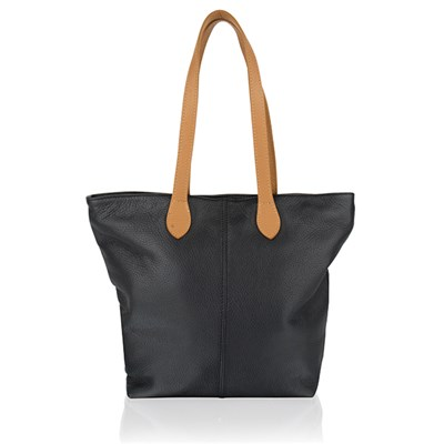 Woodland Leather Large Tote Bag