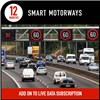 Road Angel Pure Speed Detector with 12 Months Subscription and 12 Months Smart Motorway