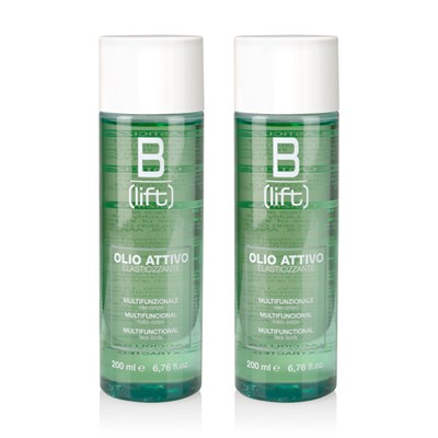 B-Lift Active Elasticizing Oil for Face and Body 200ml (Twin Pack)