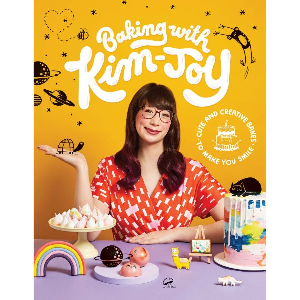Baking with Kim-Joy Recipe Book No Colour