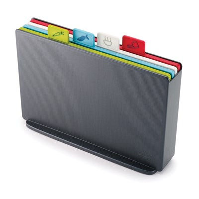 Joseph Joseph Graphite Index Regular Chopping Boards