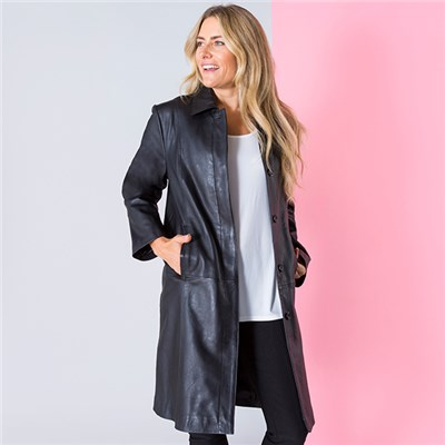 Lakeland Leather Belle Coat