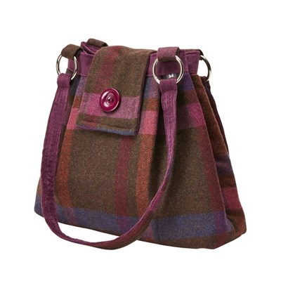 Joe Browns Autumn Forest Tweedy Bag