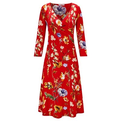 Joe Browns Moonlit Petal Wrap Dress