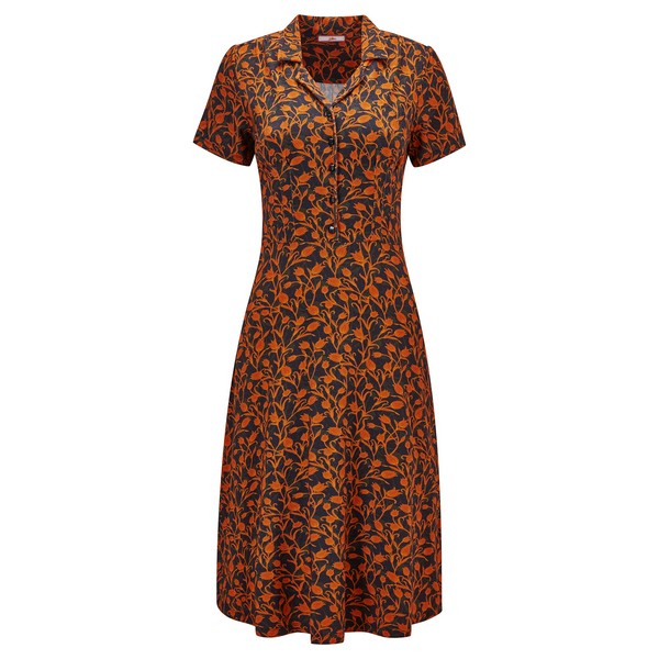 Joe Browns Curious Collar Dress Multi