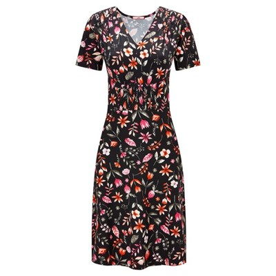Joe Browns Popping Plants Dress