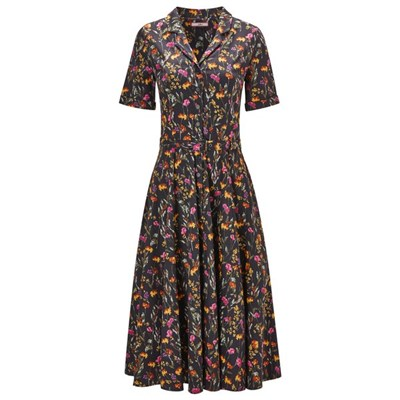 Joe Browns Floral Shirt Dress