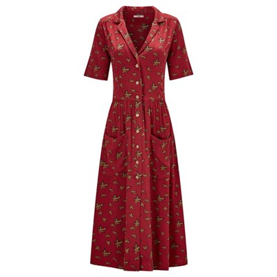 Joe Browns Windy Leaves Shirt Dress