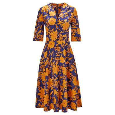 Joe Browns Golden Florals Dress