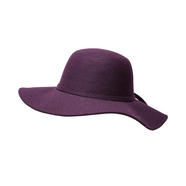 Joe Browns Funky Boho Fedora Plum