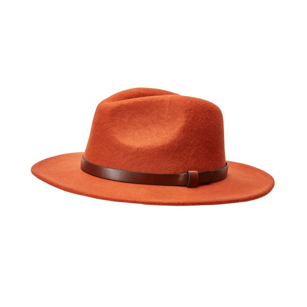 Joe Browns Sensational Wool Trilby Ginger