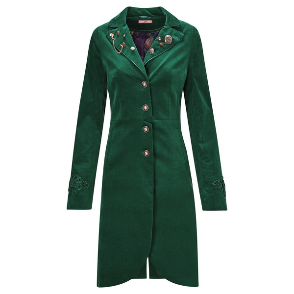 Joe Browns Joe's Favourite Coat Emerald