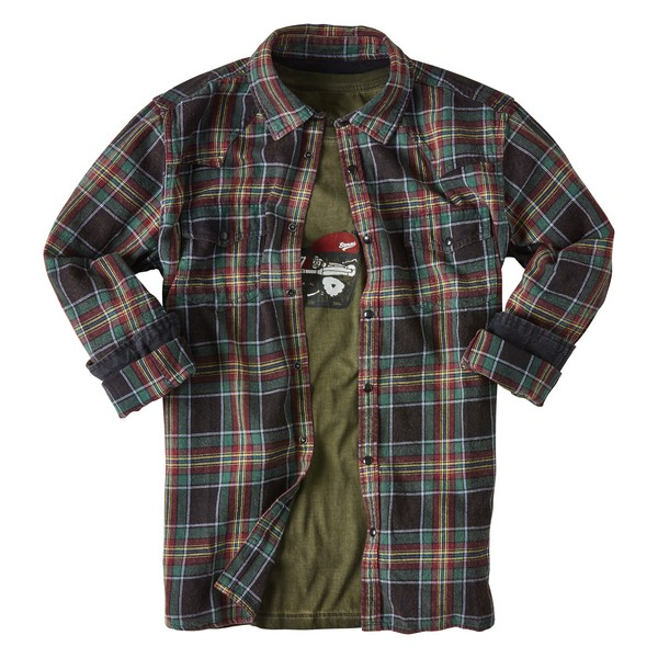 Joe Browns Western Check Shirt Multi