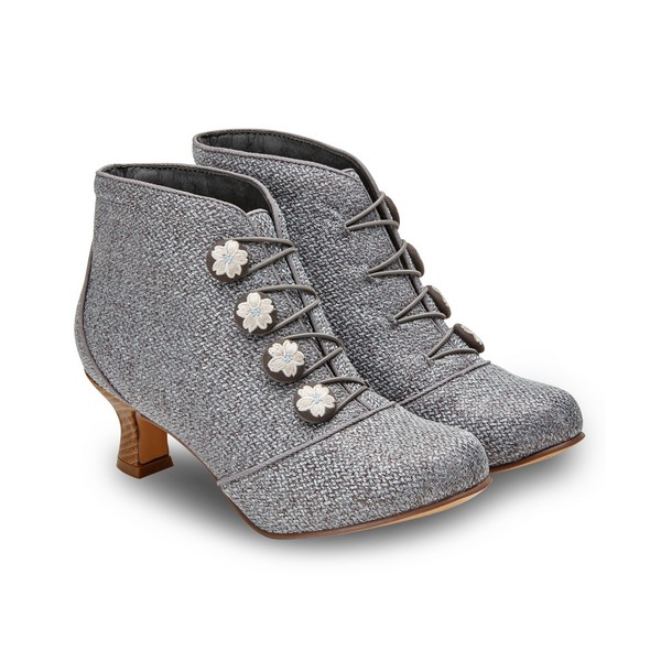 Joe Browns A Fine Day's Boots Grey Multi