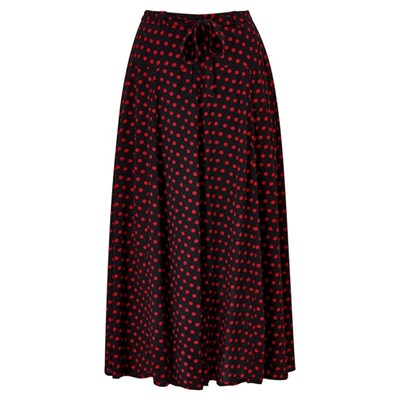 Joe Browns Devilish Polka Dot Skirt