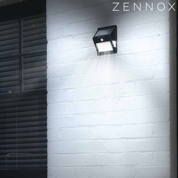 Zennox 26 LED Motion Sensor Light No Colour