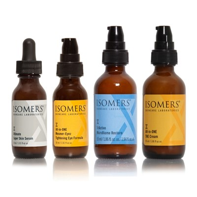 Isomers De-Age Super Skincare 4pc Collection
