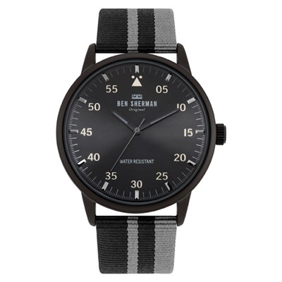 Ben Sherman Gent's Daltrey Sport Watch with Nylon Strap