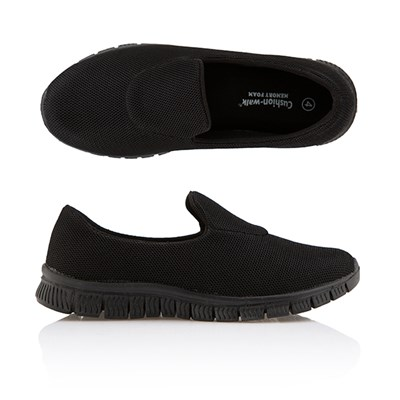 Cushion Walk Slip On Trainer