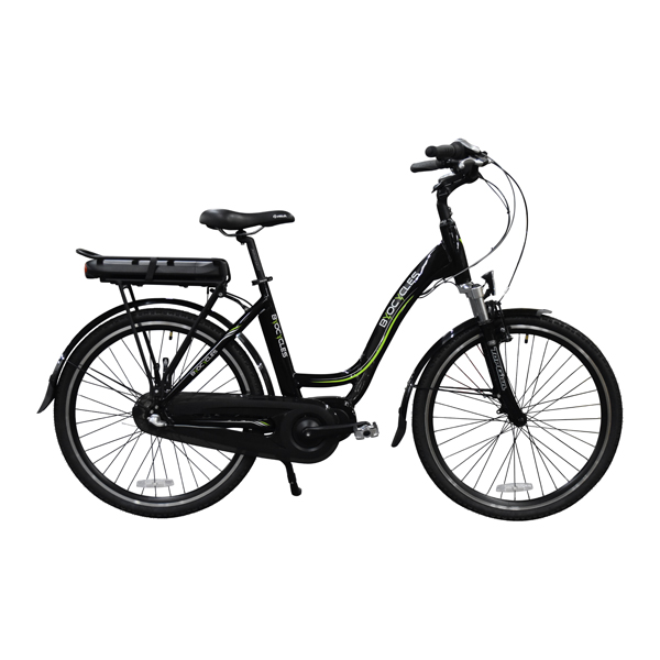 Byocycle Zest Plus 36V 250W Electric Bike with 26inch Wheel No Colour