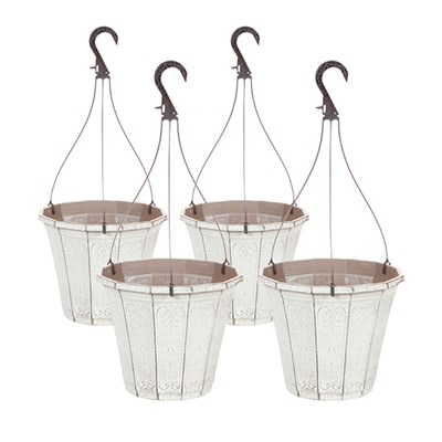 Callista Hanging Baskets 10inch (4 Pack)