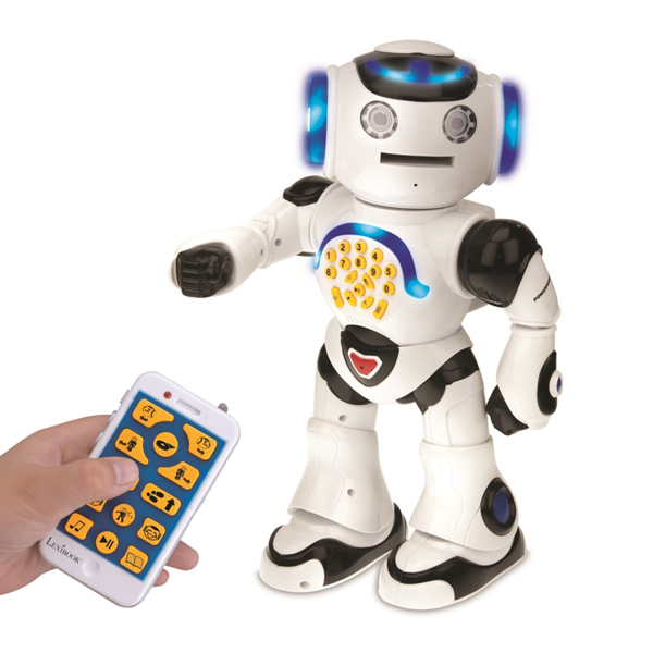 Lexibook Power Man Robot Blue