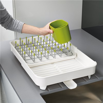 Joseph Joseph White Extend - Expandable Dish Rack