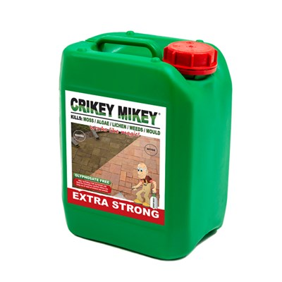 Crikey Mikey Outdoor Cleaning Wizard 5L