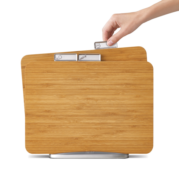 Joseph Joseph Index Bamboo Chopping Board No Colour