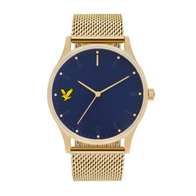 Lyle & Scott Gent's Hope SE IP Watch with Milanese Bracelet