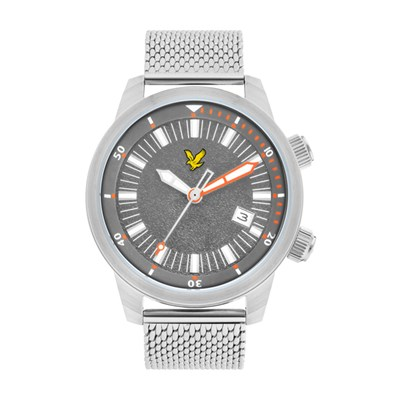 Lyle & Scott Gent's Border Watch with Milanese Bracelet