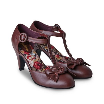 Joe Browns Hey Misbehavin' T-Bar Shoes