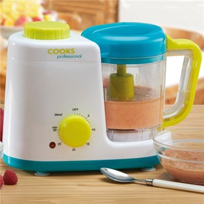 Cooks Professional G0070 Baby Food Steamer and Blender
