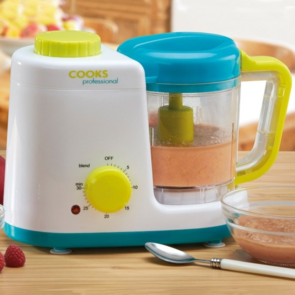Cooks Professional G0070 Baby Food Steamer and Blender No Colour