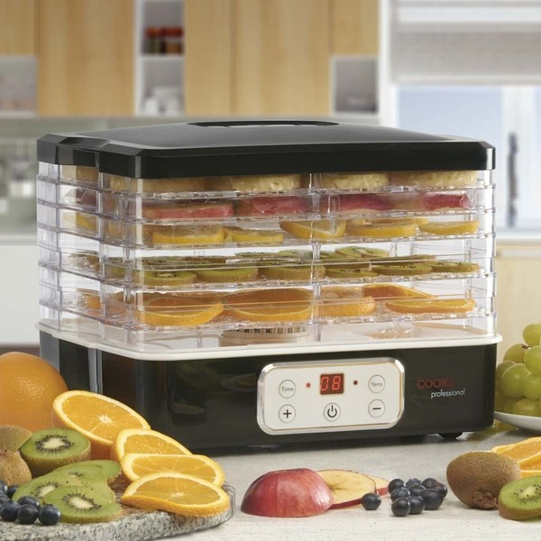 Cooks Professional G0199 Food Dehydrator No Colour