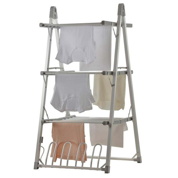 Maxi Dry Three Tier Electric Clothes Airer No Colour