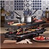 Cooks Professional Raclette with Fondue Set
